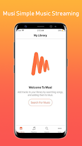 Download Musi : Simple Music Streaming Advice 1.7 APK