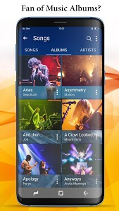 screenshot of Music Player - Audio Player version 1.0.7