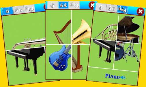 Download Musical Instruments Cards V2 3.25 APK