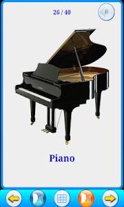 Download Musical Instruments Cards V2 3.25 APK
