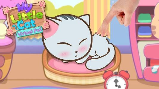 screenshot of My Little Cat - Virtual Pet version 2.1.3181