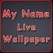 Download My Name Live Wallpaper - Text 1.1 APK