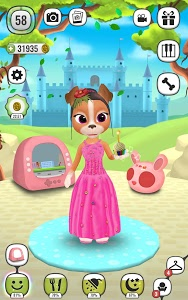Download My Talking Lady Dog 2.1 APK