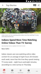 Download NDTV News - India 6.5.1 APK