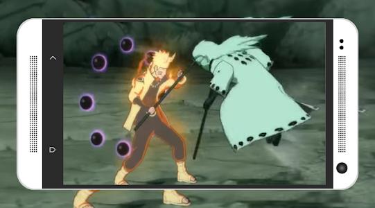 screenshot of Narutimate Strom ninja Heroes version 1.0.8