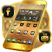 Download Neon Gold Theme For GO 1.264.1.141 APK
