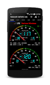 Download Network Cell Info Lite 4.15 APK