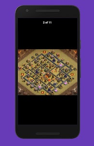 Download New COC Base 1.0.10 APK