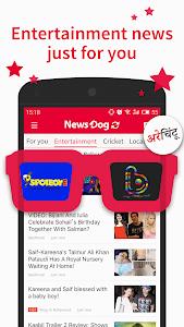 screenshot of NewsDog - Daily News version 2.1.1