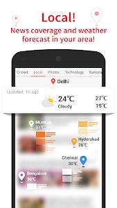 screenshot of NewsDog - Latest India News version 2.1.7