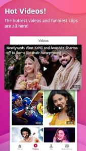 screenshot of NewsDog - Viral Video, Hot Story, WhatsApp Status version 2.6.4