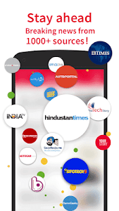 screenshot of NewsDog - India News, Local News, Hindi news version 2.4.0
