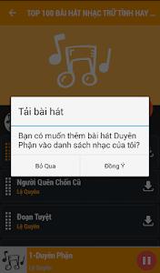 Download Nhac vang - Tru Tinh 1.0.1 APK