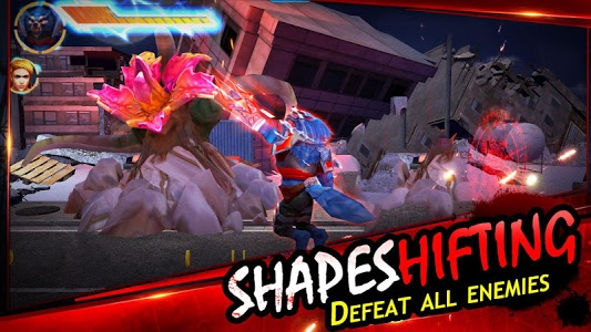 Download Ninja Wolfman-Street Fighter 1.5 APK