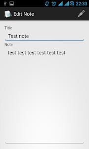 Download Notepad 2.1 APK