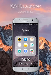 Download OS10 Launcher HD 2.0 APK