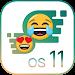 Download OS11 Emoji Keyboard for Phone 8 1.0 APK