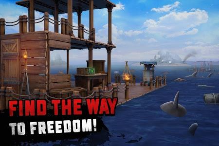 Download Ocean Nomad - Survival on Raft 1.14 APK