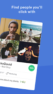 screenshot of OkCupid Dating version Varies with device