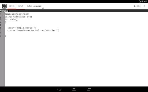 Download Online Compiler 3.4 APK