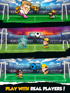 screenshot of Online Head Ball version 32.13