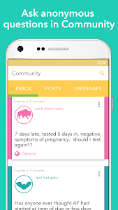 Download Ovia Fertility: Ovulation & Cycle Tracker 2.3.5 APK