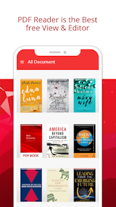 screenshot of PDF Reader – PDF Viewer 2019 version 9.9.9