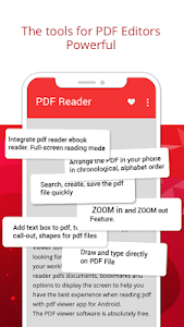screenshot of PDF Reader – PDF Viewer 2019 version 9.16.1173