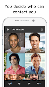 screenshot of LOVELY – Your Dating App version 4.3.1