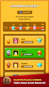 screenshot of PUZZLE STAR BT21 version 1.4.1