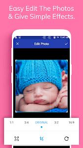 screenshot of Photo Gallery version 1.2