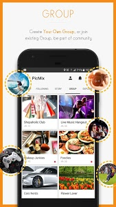 Download PicMix - Selfie and Friends 7.8.0 APK