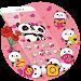 Download Pink Panda Cute Icons 1.1.11 APK