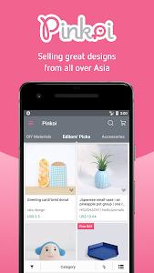 Download Pinkoi: Original design goods 3.3.2 APK