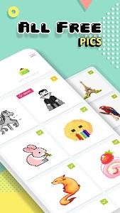 Download Pixel Doodle: Color by Number,Pixel Art,Color Game 1.9.2 APK