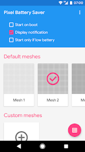 Download Pixel OFF Save Battery AMOLED 3.2 APK