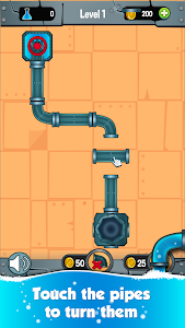 screenshot of Water Pipes Classic version 3.8