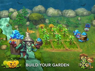 screenshot of Pocket Knights 2 version 1.3.4