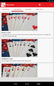 Download Poker Hands 4.2 APK
