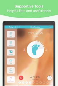 screenshot of Pregnancy + version 4.7.1