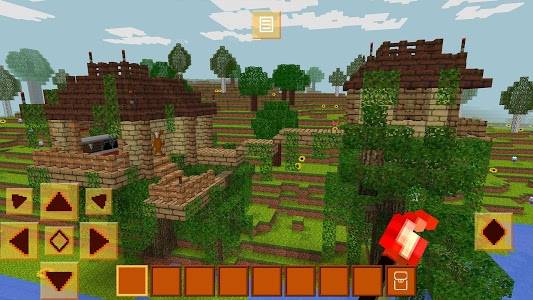 screenshot of PrimalCraft - Survive & Craft version 2.3.0