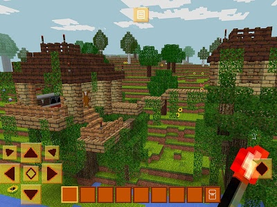 screenshot of PrimalCraft - Survive & Craft version 1.1.5