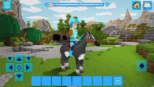 screenshot of PrimalCraft Survive with Minecraft Skins Exporter version 2.8.3