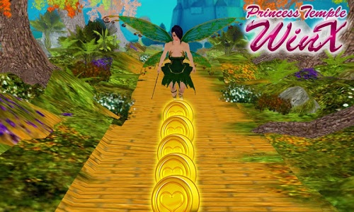 Download Princess Temple Winx Fly 3.0 APK