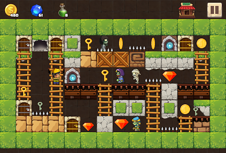 screenshot of Puzzle Adventure - Underground Temple version 1.1.4
