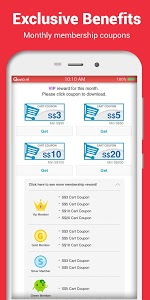 Download Qoo10 - Fun Shopping & Big Discount 4.1.1 APK