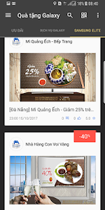 Download Quà tặng Galaxy 3.0.20180905 APK