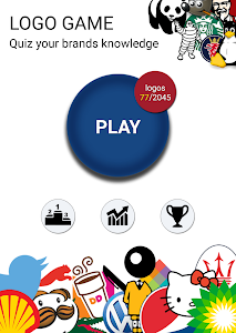 screenshot of Quiz: Logo game version 3.4.2
