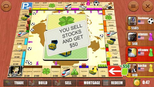 screenshot of Rento - Dice Board Game Online version 3.7.0