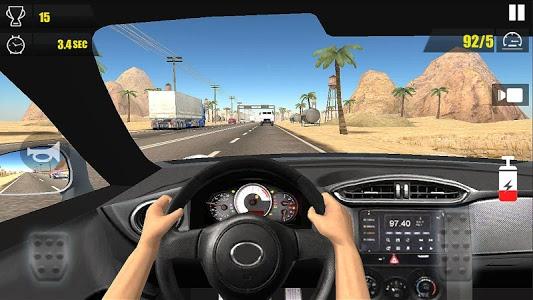 Download Racing Car Traffic 1.0 APK